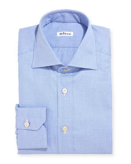 Twill Cotton Dress Shirt