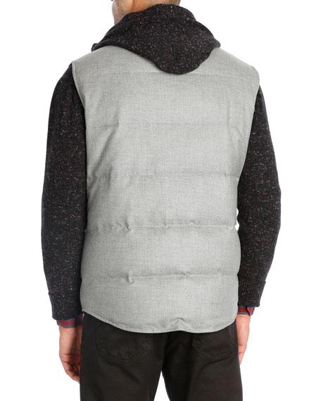 Opallone Cashmere Down Vest