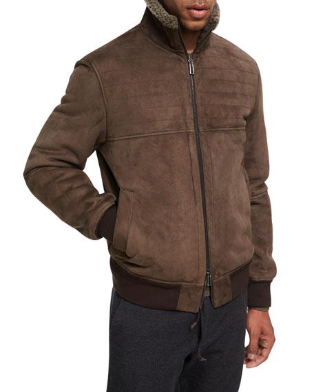 cafc714b Lambskin Shearling Jacket