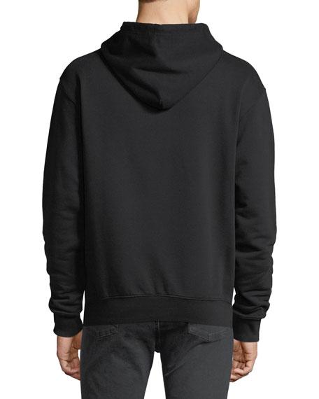 Paris Graphic Hoodie Sweatshirt