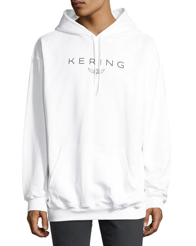 Oversized Kering Hoodie Sweatshirt
