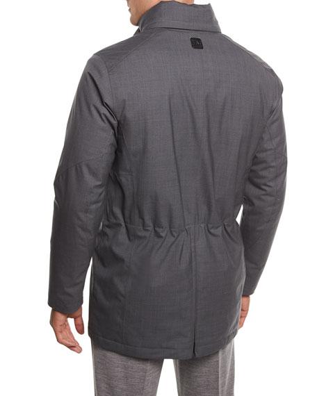 Techmerino Utility Jacket