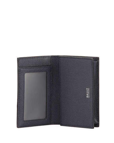 Tyke Leather Business Card Holder
