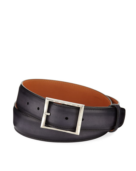 Classic Calf Leather Belt