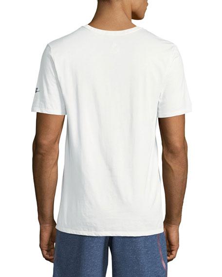 pretty nice 2c517 f8b99 X Pigalle Short-Sleeve Logo T-Shirt