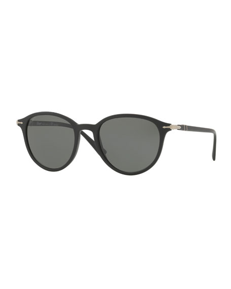 PO3169 Polarized Round Sunglasses