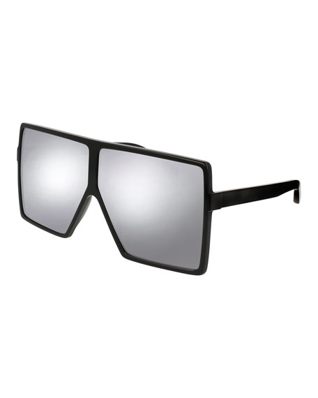 833c820a67e Saint Laurent New Wave 183 Betty Shield Sunglasses