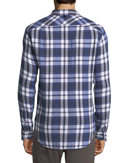 Standard Issue Fit 3 Plaid Beach Shirt