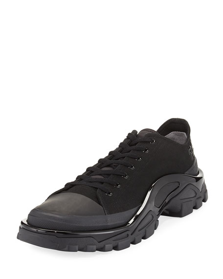 new products 4f561 16e1c adidas by Raf Simons Mens New Runner Sneakers
