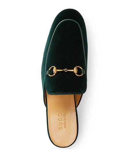 Kings Velvet Loafer Slide