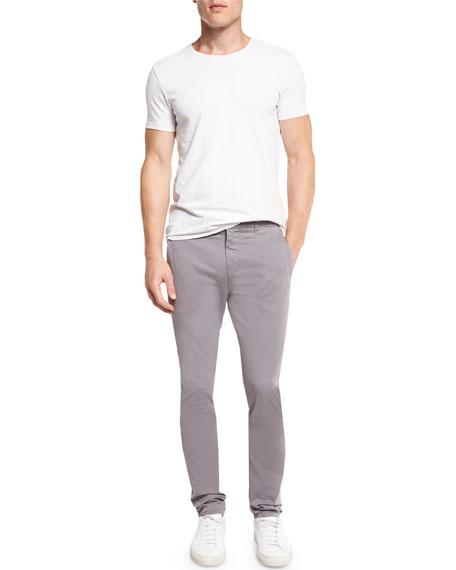 Brooks Slim-Fit Twill Trousers