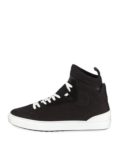 Mitchell High-Top Sneaker