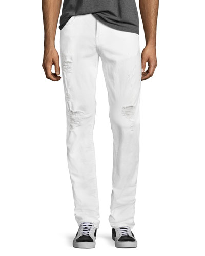 Tyler Deconstructed Slim Jeans