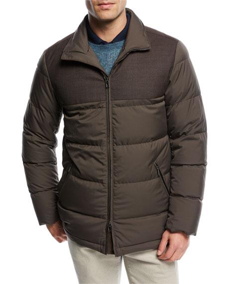 Twofold Puffer Coat