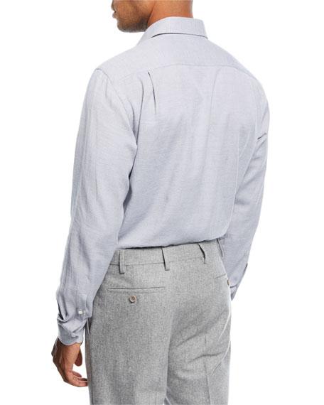 Alain Cashmere-Blend Shirt