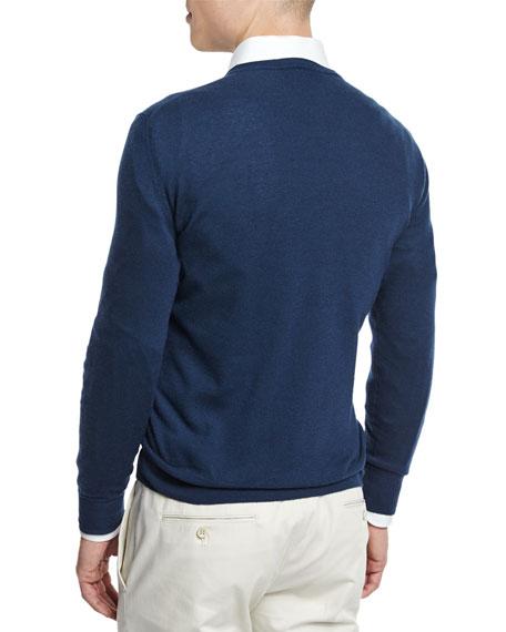 e4f2878019ab Loro Piana Baby Cashmere Crewneck Sweater