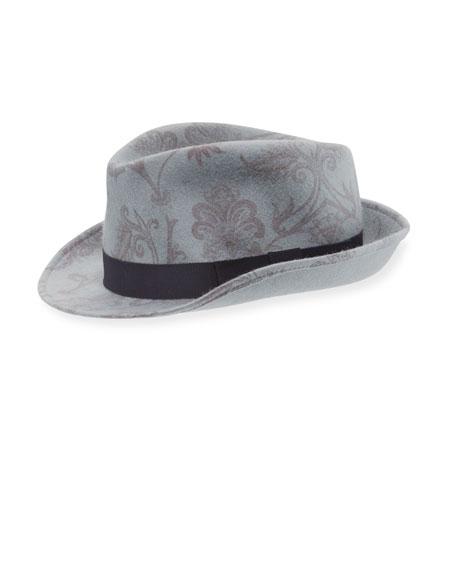 Etro PAISLEY HAT