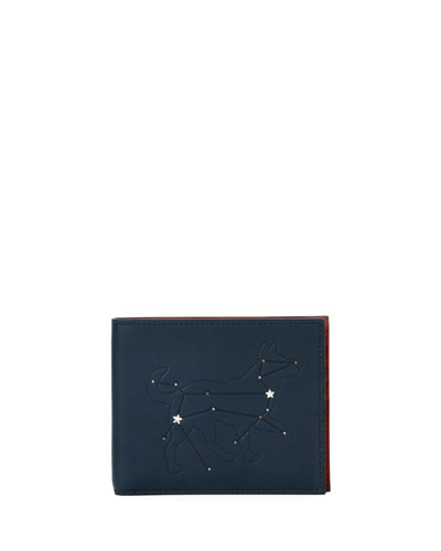 Chinese New Year Dog Star Wallet