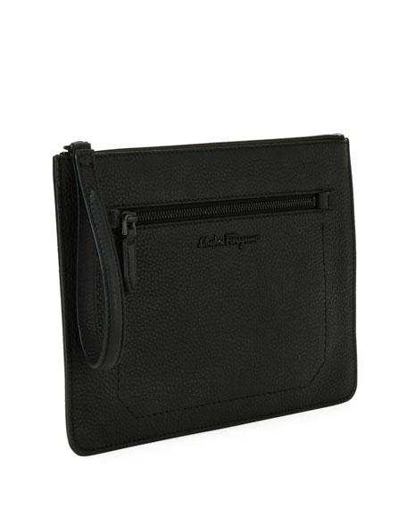 Medium Leather Portfolio Case