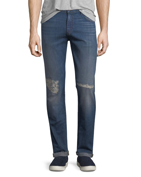 J Brand Men's Tyler Tapered Slim-Fit Jeans with