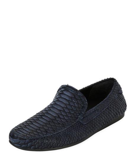Coast 4 Python Slip-On Loafer