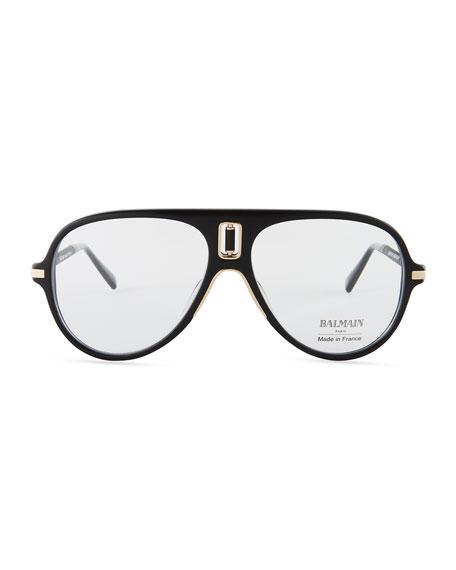 Acetate Aviator Optical Frames