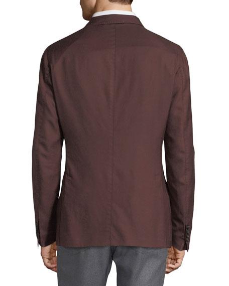 Second Skin Two-Button Blazer