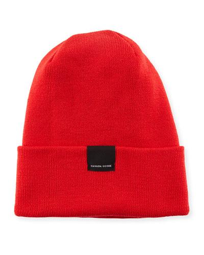 Ranger Toque Knit Beanie Hat