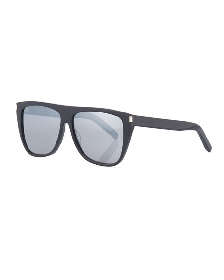 SL 1 Mirrored Acetate Sunglasses