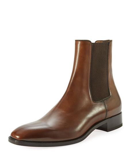 Samson Men's Burnished Leather Boot