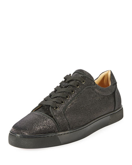d6072fcf85a9 Christian Louboutin Seavaste Men s Lace-Up Low-Top Sneaker