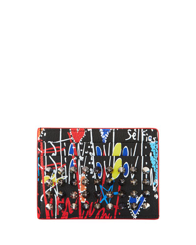 Loubitag Kios Studded Card Case