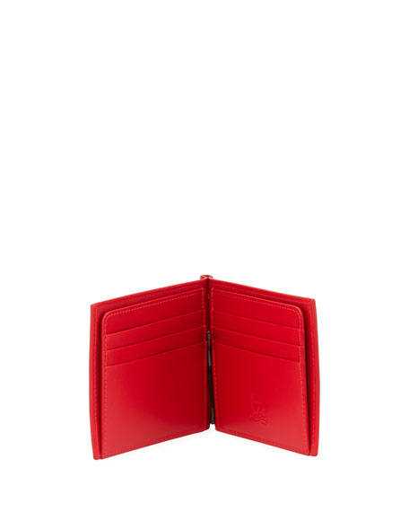 Clipsos Loubitag Leather Wallet