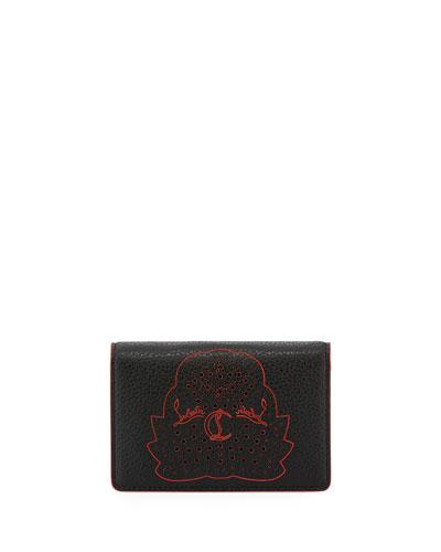 Loubeka Leather Business Card Holder