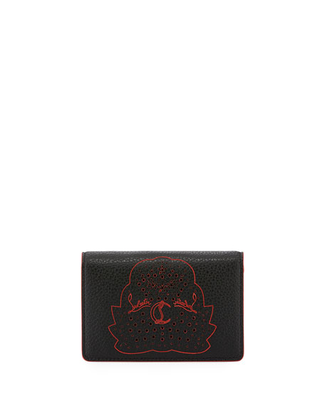 Loubeka Leather Business Card Holder