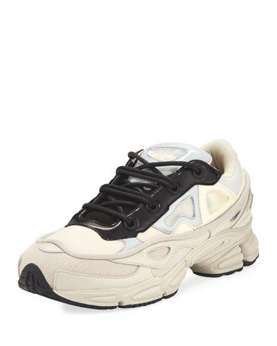 Men's Ozweego II Trainer Sneakers, White