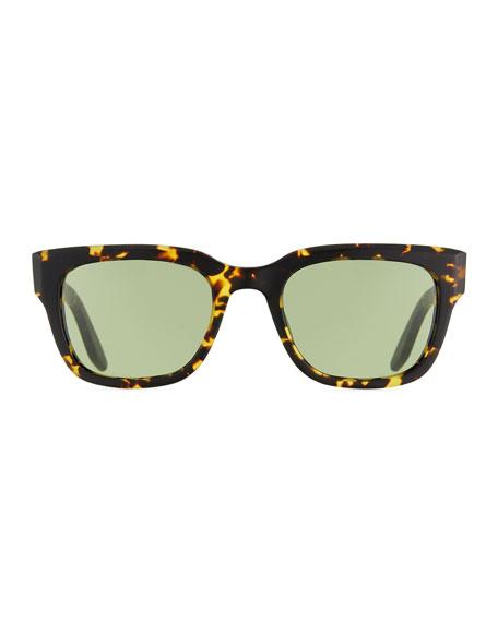 Stax Square Tortoiseshell Sunglasses