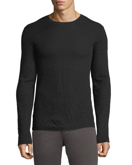 Tripp Wool-Blend Shirt
