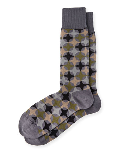 JESTER BLOCK SOCK