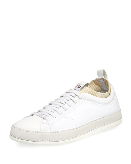 Imperia Low-Top Leather Sneaker