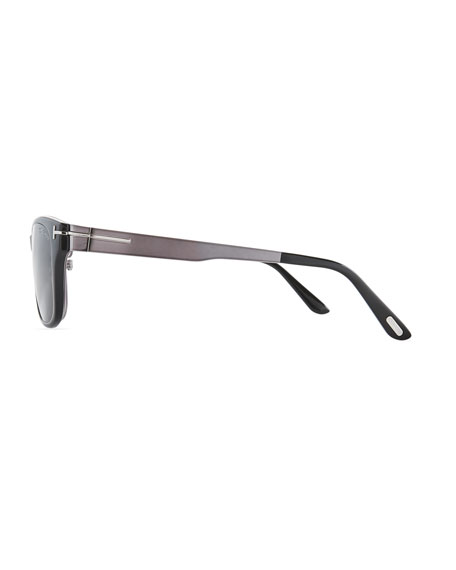 Square Plastic/Metal Optical Glasses