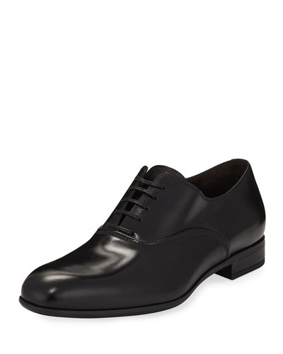 Men's Calf Leather Dress Oxford
