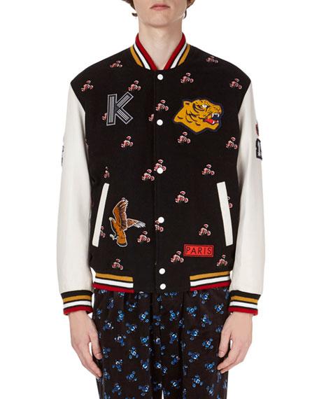 La Collection Memento N°1 Varsity Jacket