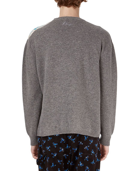 La Collection Memento N°1 Bird Sweater