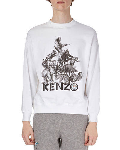 La Collection Memento N°1 Jungle Sweatshirt