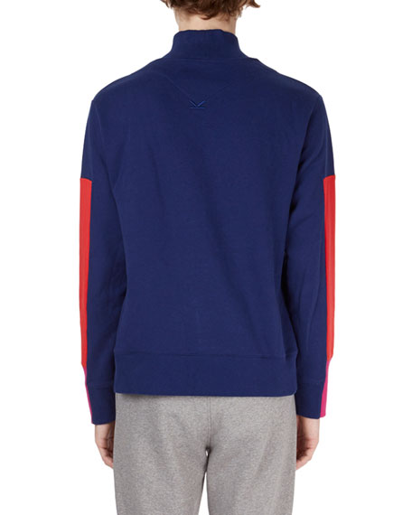 La Collection Memento N°1 High-Neck Sweatshirt