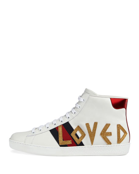 New Ace Loved High-Top Sneaker