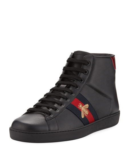 204740f1a0a Gucci ace high top sneaker jpg 456x570 Ace high top sneaker