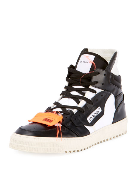 buy online 2518b 0af93 Off-White Low 3.0 High-Top Sneaker