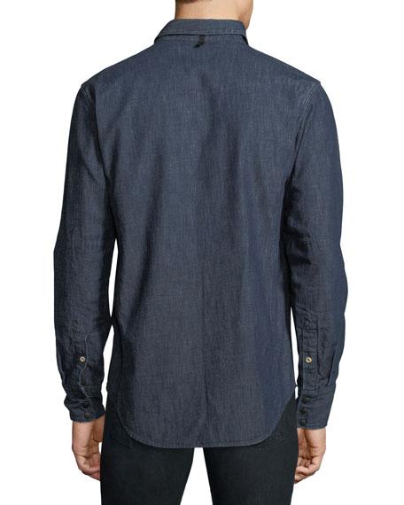 Beck Denim Western Shirt